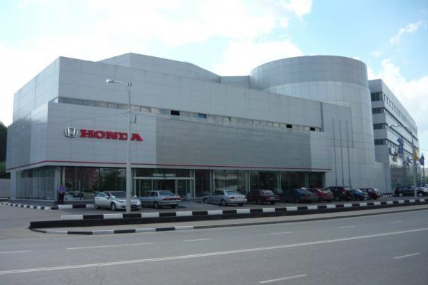 Фото Хонда Авторусь 1