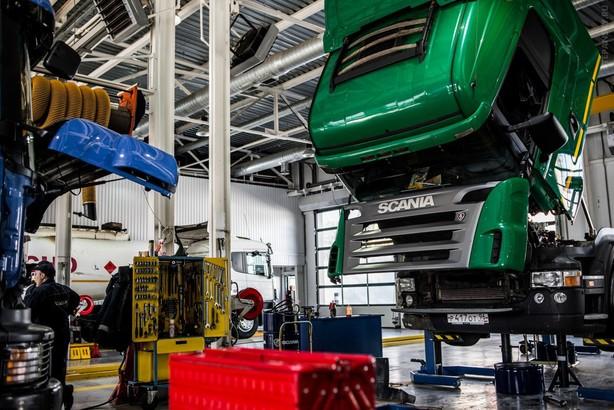 Фото ОмскСкан ООО официальный дилер Scania 1
