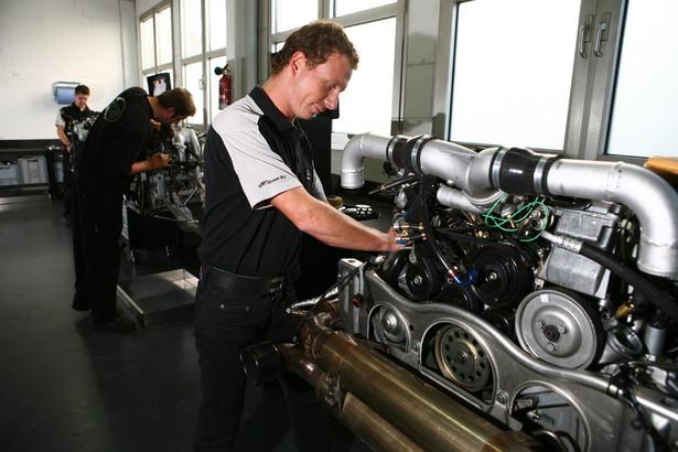 Фото Кай Сервис Service Porsche 5