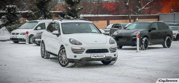 Фото Кай Сервис Service Porsche 16