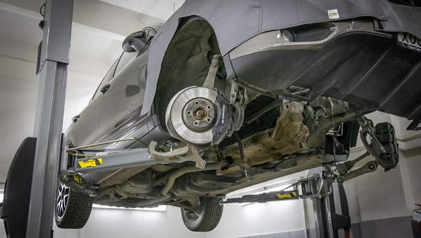 Фото Кай Сервис Service Porsche 18