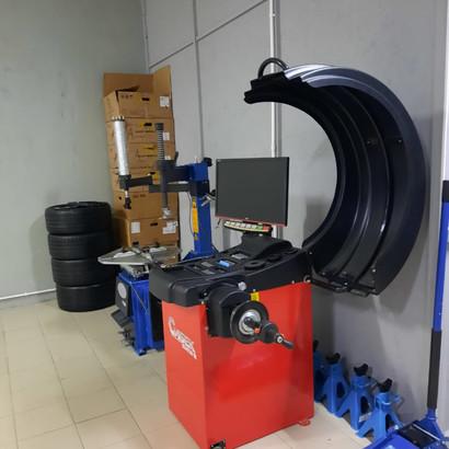Фото Мастерская по ремонту литых дисков Redisk 6