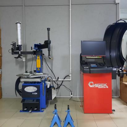 Фото Мастерская по ремонту литых дисков Redisk 7