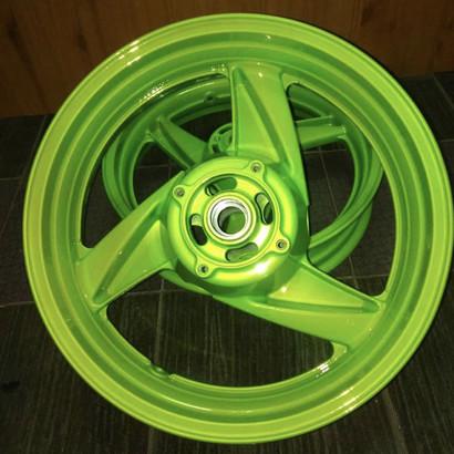 Фото Мастерская по ремонту литых дисков Redisk 9