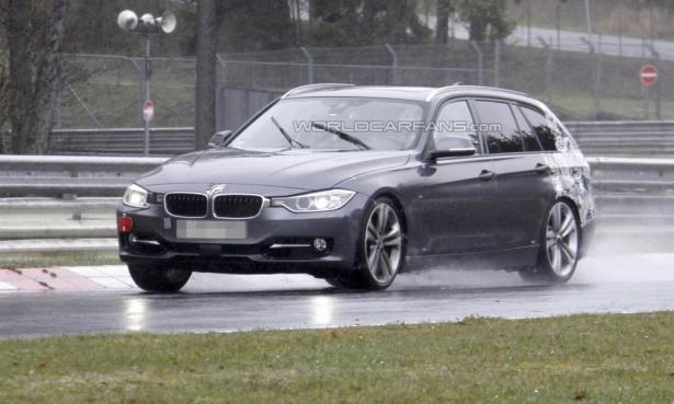 Универсал BMW 3-ей серии.
